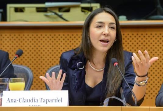 Ana-Claudia Tapardel Photo credit DC News